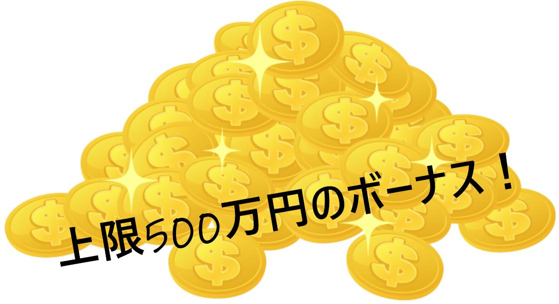 GEMFOREX入金100%ボーナス上限500万円